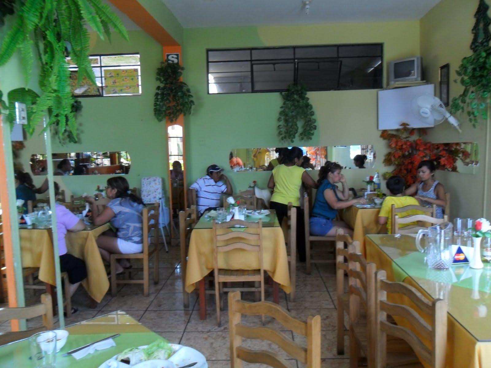 Restaurante cevicheria el osti n callao blog tujovial for Modelos de restaurantes
